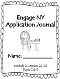 Engage NY First Grade Module 2 Lesson 22-29 Application Pr