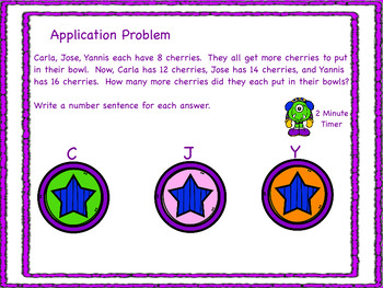 Engage NY First Grade Module 2 Lessons 1-29