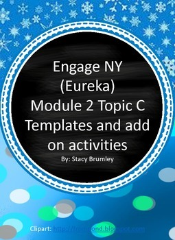 Engage NY First Grade Module 2 Topic C & D add-on activities and centers.