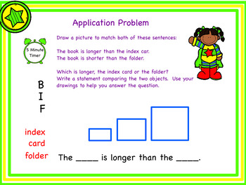 Engage NY First Grade Module 3 Lesson 3