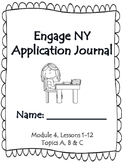 Engage NY First Grade Module 4 Lesson 1-12 Application Pro
