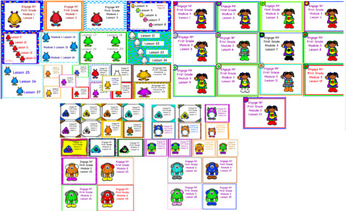 Engage NY First Grade Modules 1-3