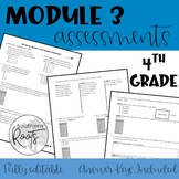 Module 3 Engage NY Eureka Math Fourth Grade Assessments