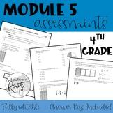 Module 5 Engage NY Eureka Math Fourth Grade Assessments