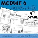 Module 6 Engage NY Eureka Math Fourth Grade Assessments