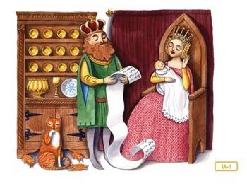 Engage NY Grade 1 ELA Listening Domain 9: Fairy Tales Lesson 1 Sleeping Beauty