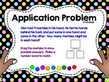Engage NY Grade 1 Math: Module 1 Lesson 3
