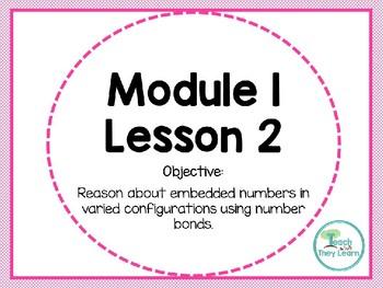 Engage NY (Eureka Math) Presentation 1st Grade Module 1 Lesson 2