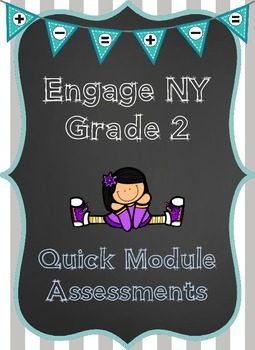 Engage NY Grade 2 Assessments