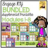 Engage NY Grade 2 BUNDLED Supplemental Printables
