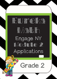 Eureka Math Applications Grade 2 Engage NY Module 2