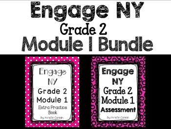 Engage NY Grade 2 Module 1 BUNDLE