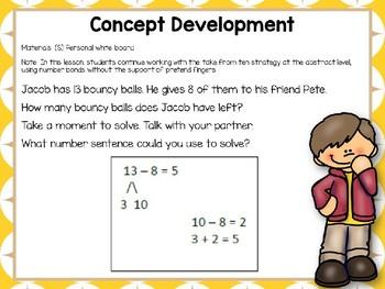 Engage NY (Eureka Math) Presentation 2nd Grade Module 1 Lesson 8