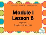 Engage NY/Eureka Math PowerPoint Presentation 2nd Grade Module 1 Lesson 8