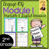 Engage NY Grade 2 Module 1 Printable and Digital Resource