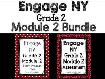 Engage NY Grade 2 Module 2 BUNDLE