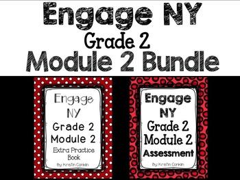 Engage NY Grade 2 Module 2 BUNDLE