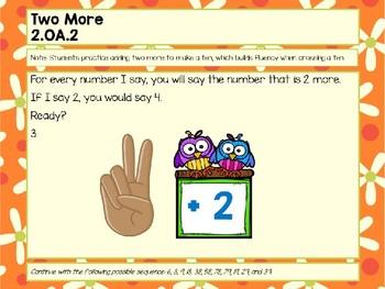 Engage NY (Eureka Math) Presentation 2nd Grade Module 2 Lesson 1