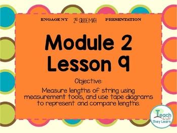 Engage NY Smart Board 2nd Grade Module 2 Lesson 9