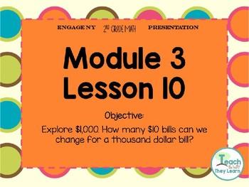 Engage NY Smart Board 2nd Grade Module 3 Lesson 10