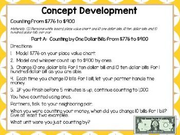 Engage NY (Eureka Math) Presentation 2nd Grade Module 3 Lesson 9