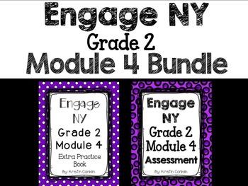 Engage NY Grade 2 Module 4 BUNDLE