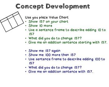 Engage NY Grade 2 Module 5 Lesson 1 Freebie