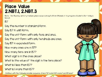 Engage NY (Eureka Math) Presentation 2nd Grade Module 5 Lesson 11