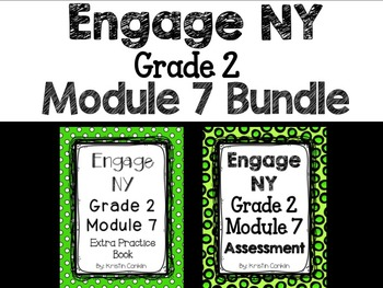 Engage NY Grade 2 Module 7 BUNDLE