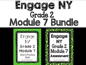 Engage NY Grade 2 Module 7 BUNDLE