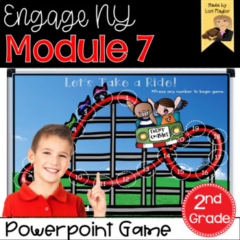 Engage NY Grade 2 Module 7 Interactive Math Game