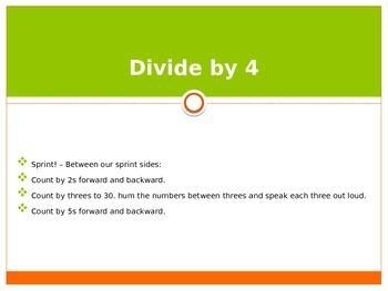 Engage New York / Eureka Grade 3 Module 1 Lesson 17 PowerPoint