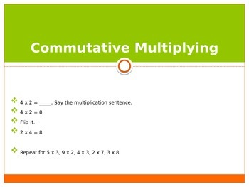 Engage New York / Eureka Grade 3 Module 1 Lesson 21 PowerPoint
