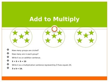 Engage New York / Eureka Grade 3 Module 1 Lesson 3 PowerPoint