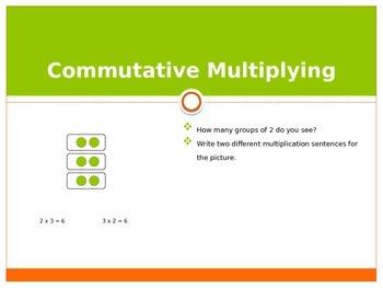 Engage New York / Eureka Grade 3 Module 1 Lesson 8 PowerPoint