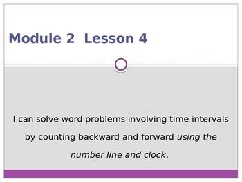 Engage New York / Eureka Grade 3 Module 2 Lesson 4 PowerPoint