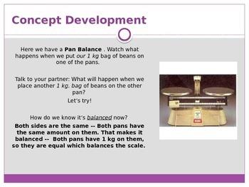 Engage New York / Eureka Grade 3 Module 2 Lesson 6 PowerPoint