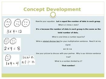 Engage New York / Eureka Grade 3 Module 3 Lesson 16 PowerPoint