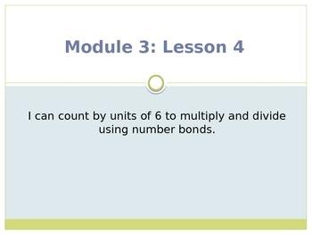 Engage New York / Eureka Grade 3 Module 3 Lesson 4 PowerPoint