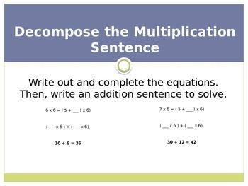 Engage New York / Eureka Grade 3 Module 3 Lesson 7 PowerPoint