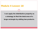 Engage New York / Eureka Grade 3 Module 4 Lesson 10 Powerpoint