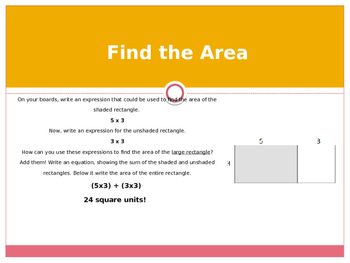 Engage New York / Eureka Grade 3 Module 4 Lesson 11 Powerpoint