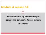 Engage New York / Eureka Grade 3 Module 4 Lesson 14 Powerpoint