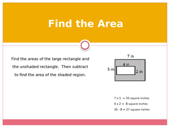Engage New York / Eureka Grade 3 Module 4 Lesson 16 Powerpoint