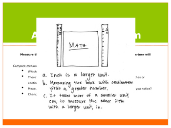 Engage New York / Eureka Grade 3 Module 5 Lesson 1 PowerPoint