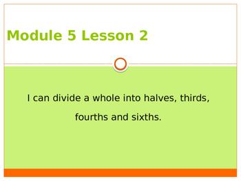 Engage New York / Eureka Grade 3 Module 5 Lesson 2 PowerPoint