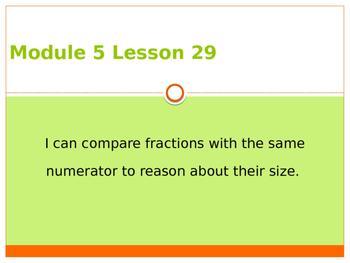 Engage New York / Eureka Grade 3 Module 5 Lesson 29 PowerPoint