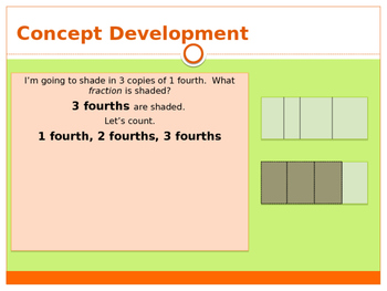 Engage New York / Eureka Grade 3 Module 5 Lesson 3 PowerPoint
