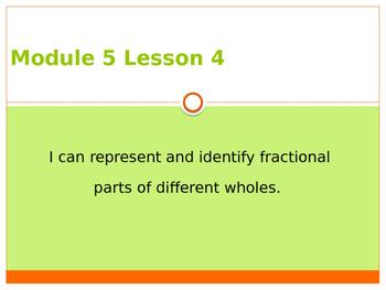 Engage New York / Eureka Grade 3 Module 5 Lesson 4 PowerPoint