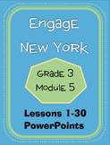 Engage New York / Eureka Grade 3 Module 5 Lessons 1-30